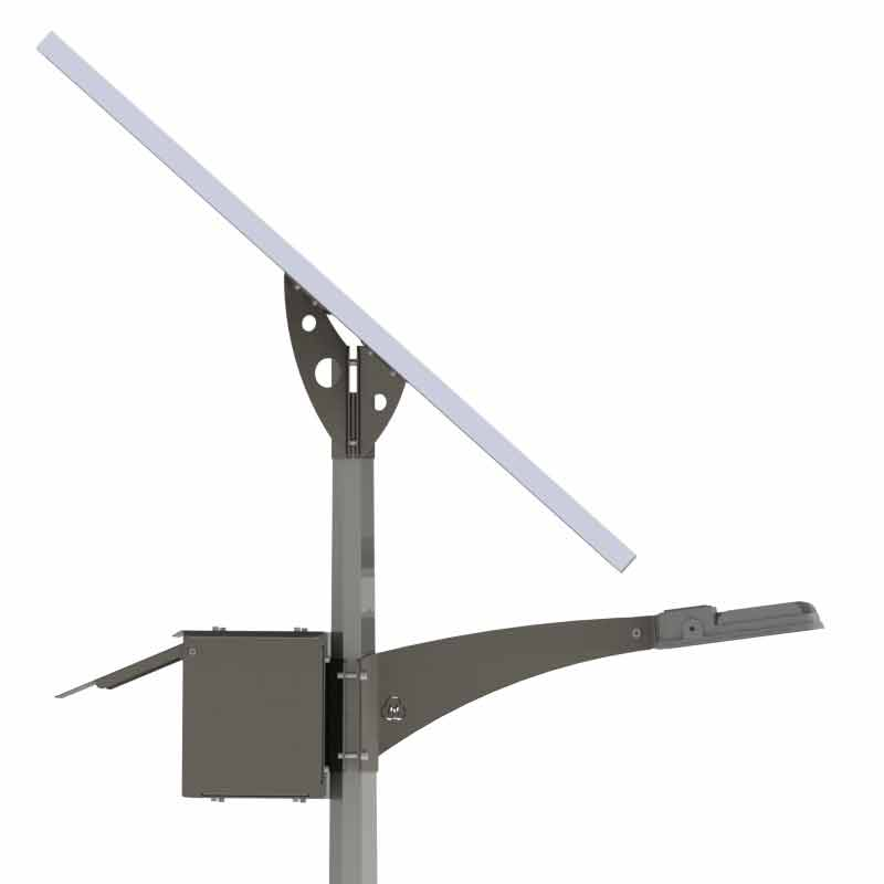 LPM Series Solar Energy Lighting Fixtures
